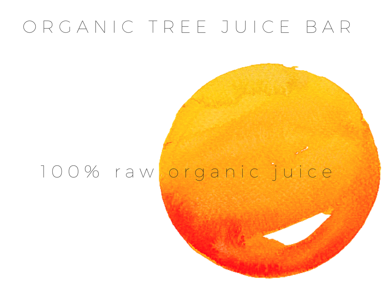 ORGANIC TREE JUICE BAR dana point