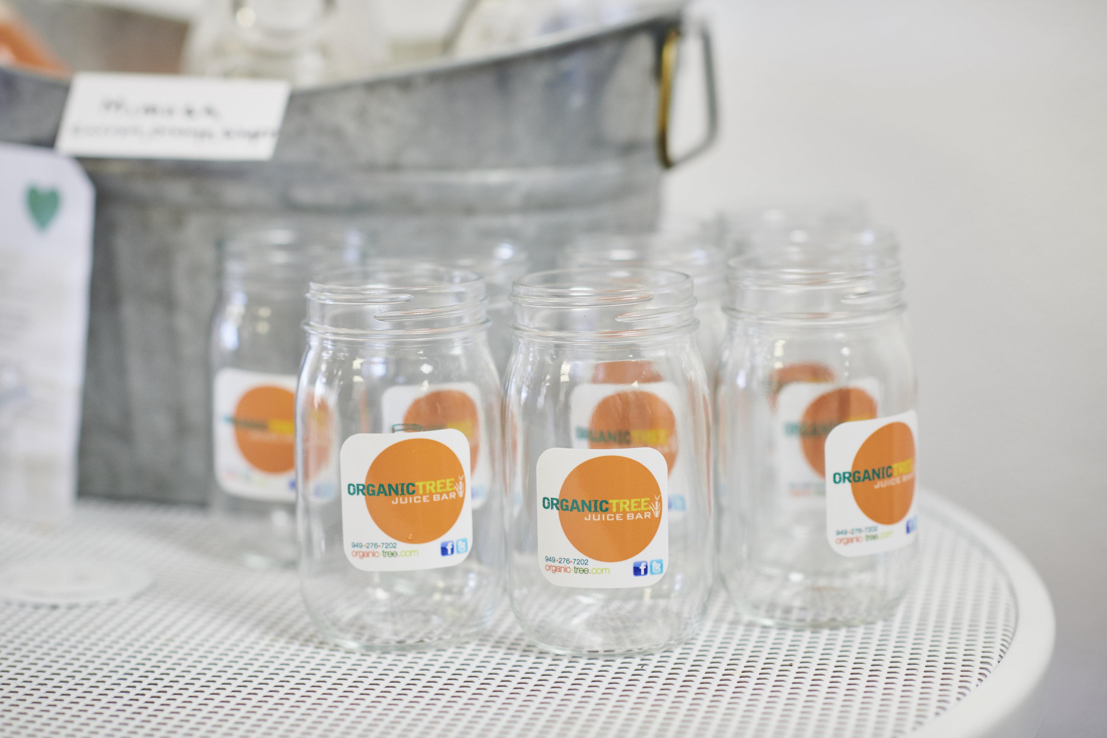 organic tree dana point jars