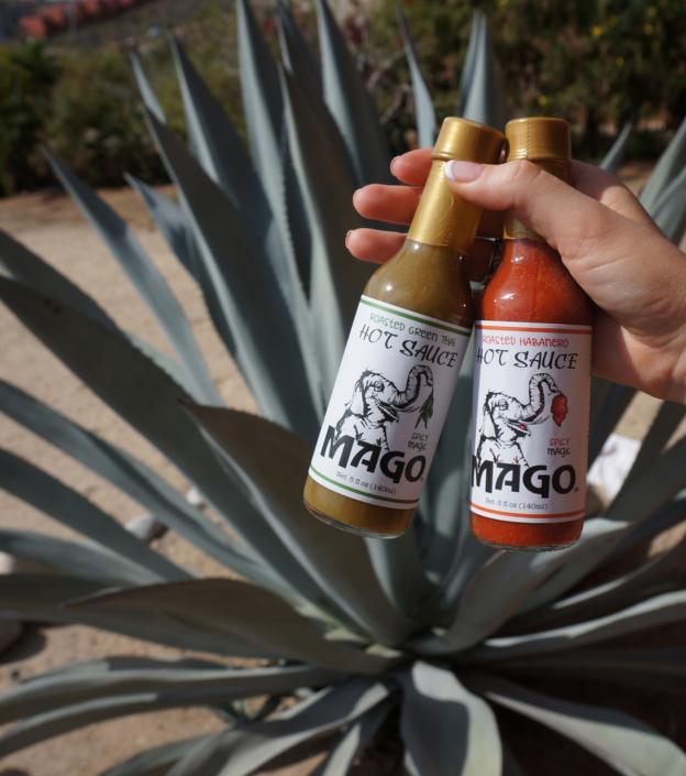 mago hot sauce
